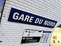 Metro de Paris - Ligne 5 - Gare du Nord 04.jpg