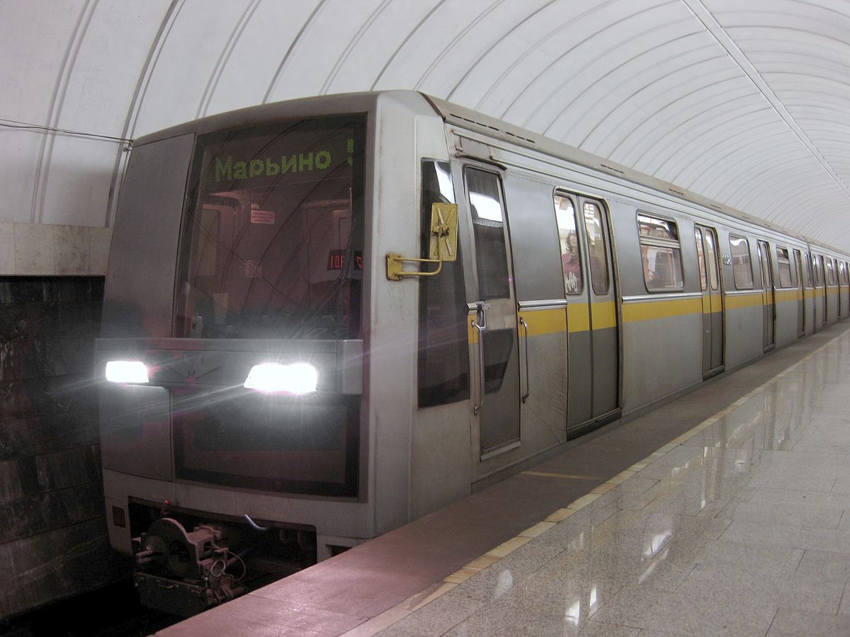 Moscow Metro is soon 81 72