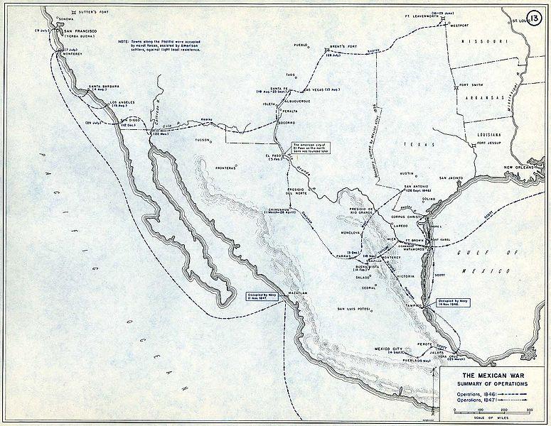 United states mexican war summary 1846 essay