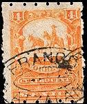 Mexico 1896-97 4c perf 6x12 Sc260b used.jpg