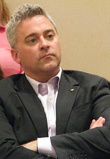 Michael Harris, Kitchener Conestoga MPP.jpg