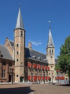 Middelburg Abbey abbey in Middelburg, home to Zeeuws Museum