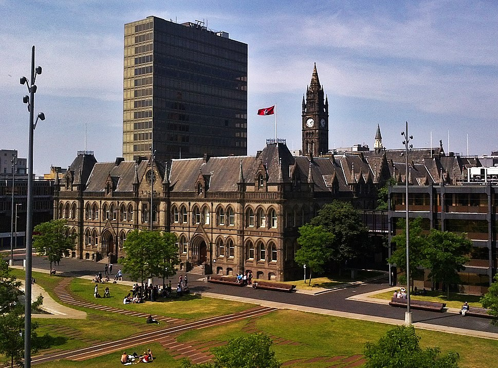 Middlesbrough Town Hall Summer 2013
