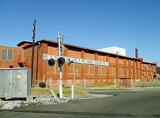Mignon, Alabama - The Avondale Mills in Mignon