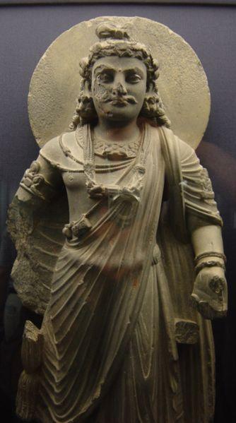 File:Milano - Museo archeologico - Arte di Gandara - Foto Giovanni Dall'Orto - 11-Aug.2003.jpg