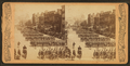 Military parade, Con. Centennial, Philadelphia, Penn., 1887, from Robert N. Dennis collection of stereoscopic views.png