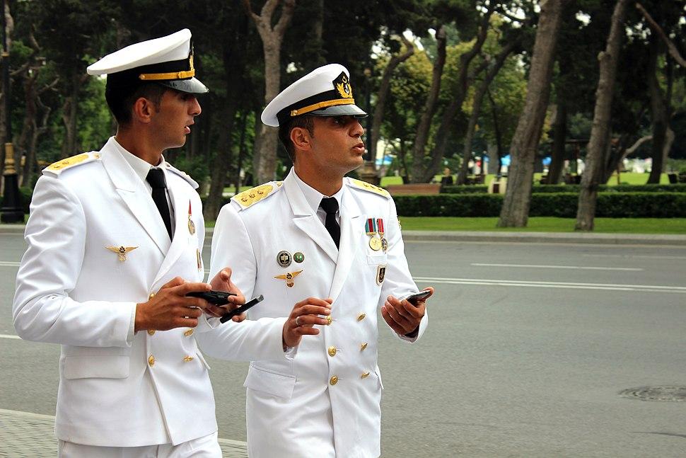 Military parade in Baku 2013 34