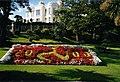 Millennium flower bed in Mooragh Park - geograph.org.uk - 1109919.jpg