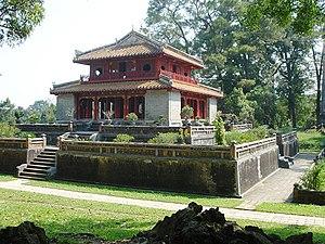 Mausoleum des Kaisers Minh Mạng