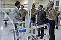 Ministro da Defesa, Celso Amorim, visita às instalações do Instituto Militar de Engenharia (IME) para conhecer os projetos desenvolvidos pela escola (7549490486).jpg