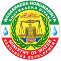 Ministry of Water Resources of the Republic of Somaliland logo.png