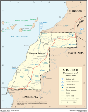 United Nations Security Council Resolution 1429 - Western Sahara