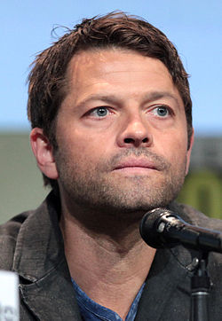 Misha Collins San Diegon Comic-Conissa 2015.