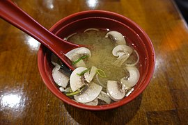 Miso soup, Ten Chi, Montparnasse, Paris 001.jpg