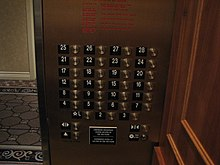 Elevator wikipedia for 13th elevator floor
