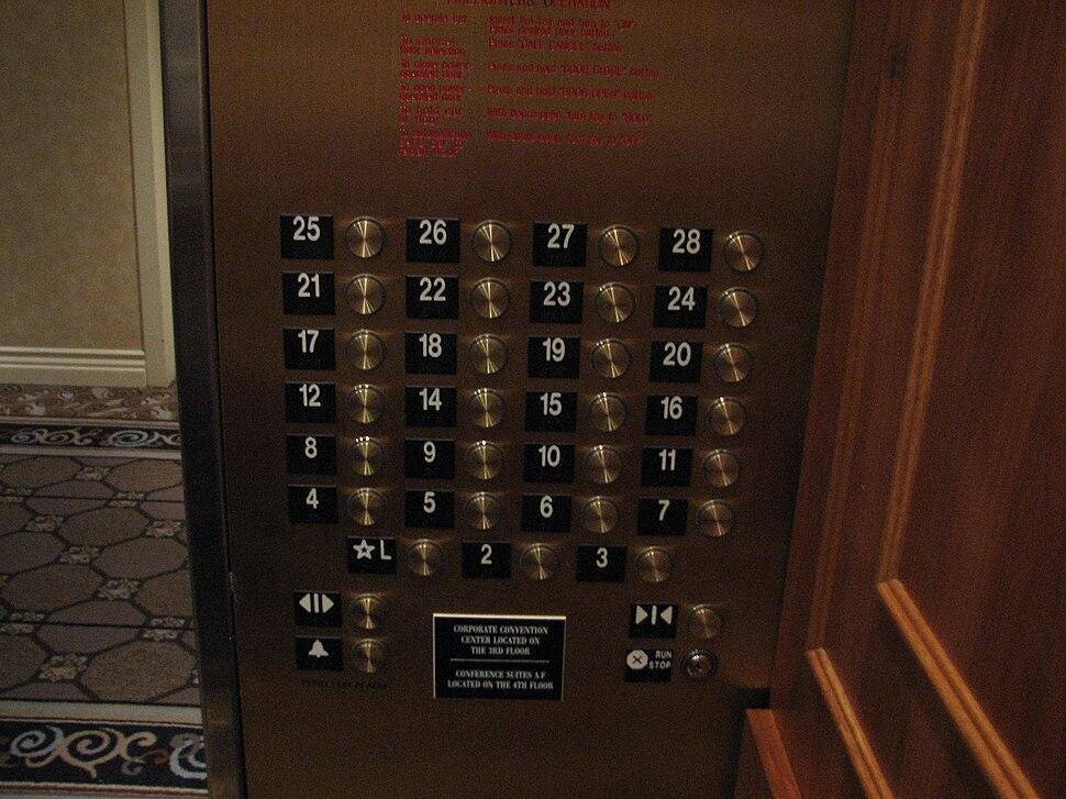 Missing Floor 13