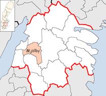 Mjölby kommun