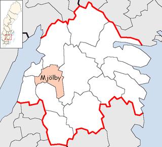 Mjölby Municipality Municipality in Östergötland County, Sweden