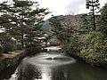 Moat of Yamaguchi Castle 2.jpg