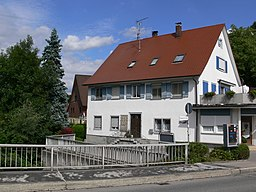 Uferstraße in Ravensburg