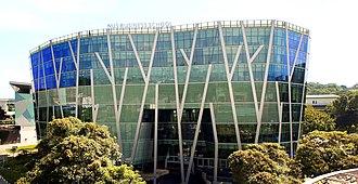 National University of Singapore - Mochtar Riady Building
