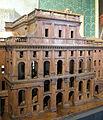 Modello ligneo del castello di rivoli, 03.JPG
