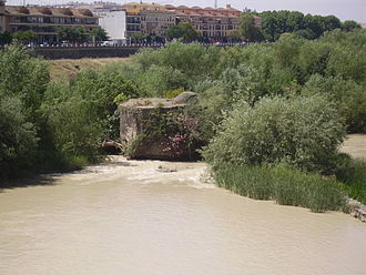 Mills of the Guadalquivir - Image: Molino de Enmedio