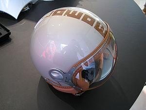 Momo (company) - A MOMO helmet