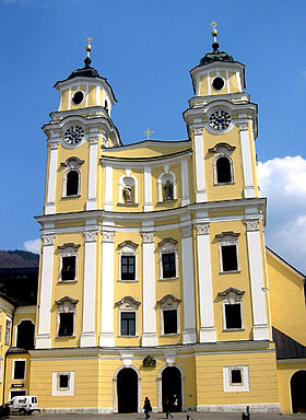 Image illustrative de l'article Abbaye de Mondsee