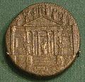 Moneta di tiberio, tempio della concordia, 14-37.JPG