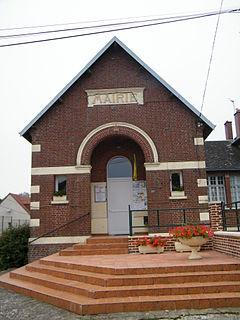 Montauban-de-Picardie Commune in Hauts-de-France, France
