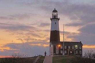 John McComb Jr. - Montauk Lighthouse
