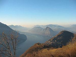 Monte Brè - Image: Monte Bre