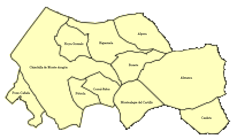 File monte iberico corredor de almansa mapa png wikimedia commons - Plano de almansa ...