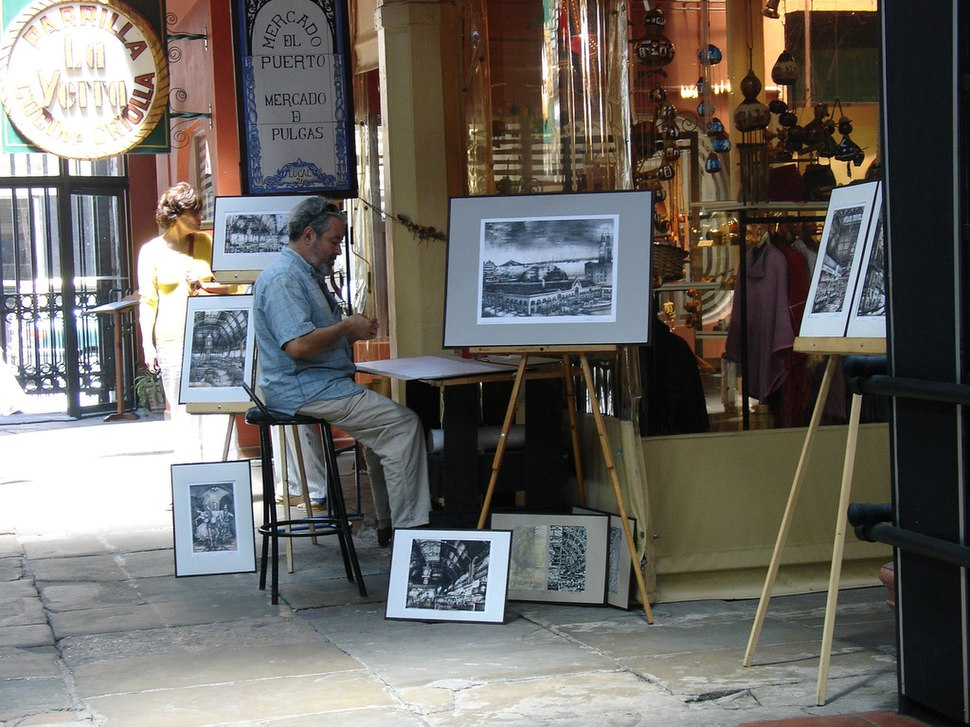 Montevideo painters