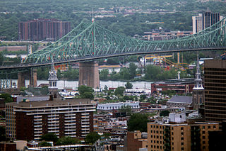 Centre-Sud Neighbourhood in Montreal, Quebec, Canada