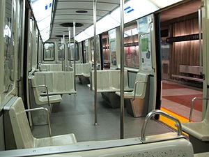 MR-63 - Image: Montreal Metro MR 63