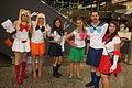 Montreal Comiccon 2015 - Sailor Senshi (18837805903).jpg