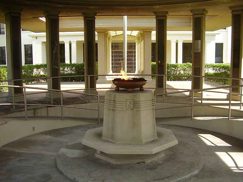 Monumento a los mártires del 9 de enero de 1964