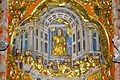 Moosburg Pfarrkirche Kanzel Jesusknabe lehrt im Tempel 07082011 122.jpg