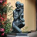 Mor o barn, Gripsholmsparken, Nyköping.jpg