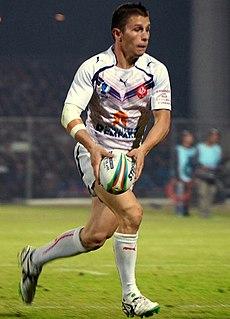 Morgan Escaré French rugby league footballer