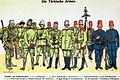 Moritz Ruhl - Türkische Armee 1914 - Parade- und Felduniformen 1.jpg