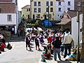 Morris dancers on the seafront - geograph.org.uk - 500404.jpg