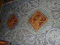Mosaic floor at St Padarn's church - geograph.org.uk - 2104438.jpg