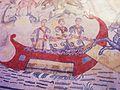 Mosaici della Villa del Casale - Piazza Armerina - Sicilia - imbarcazione.JPG