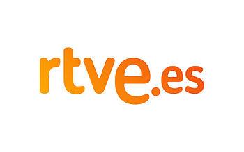 Español: el logo de rtve.es