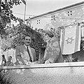 Moshe Sharett, de eerste minister van buitenlandse zaken van de staat Israel, s…, Bestanddeelnr 255-1439.jpg