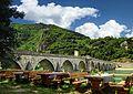 Most Mehmed-paše Sokolovića, Na Drini ćuprija.jpg