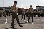 Motor-T welcomes new company commander 150109-M-AS279-042.jpg